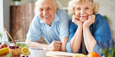 پرستارسالمند تغذیه سالمند