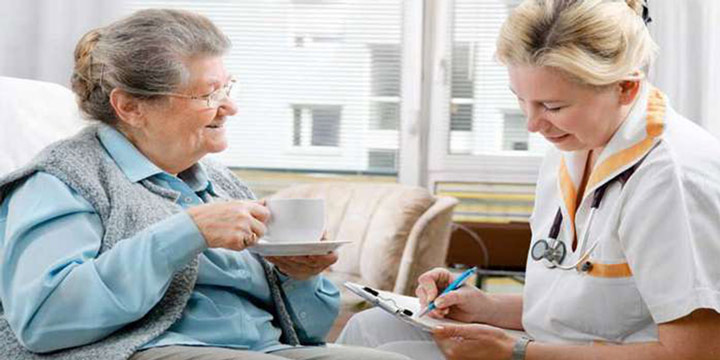 درخواست پرستار سالمند و مراقب