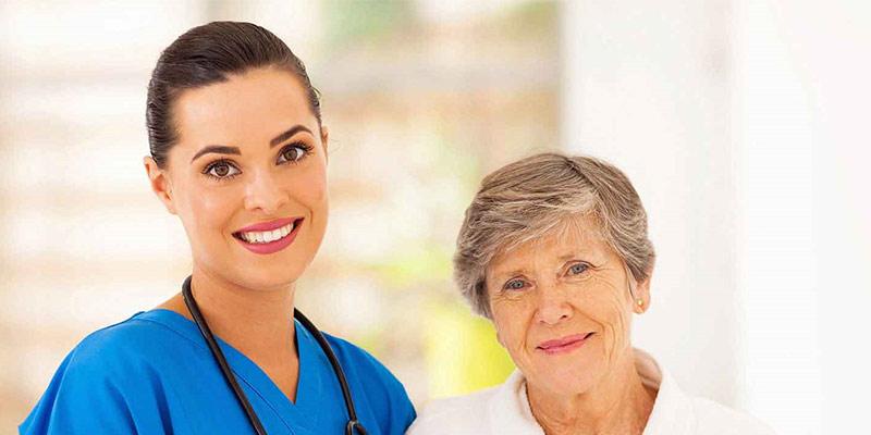 پرستار خوب برای سالمند