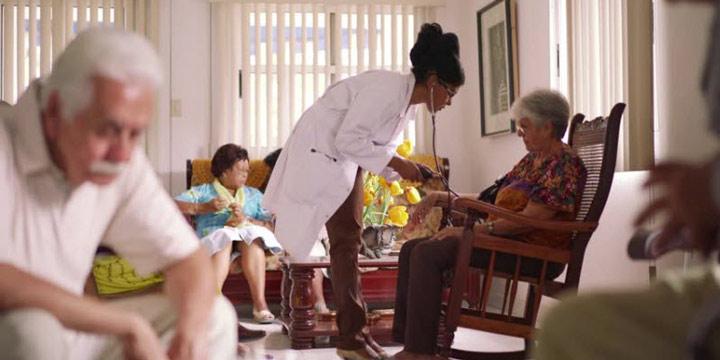 پرستاری برای سالمند