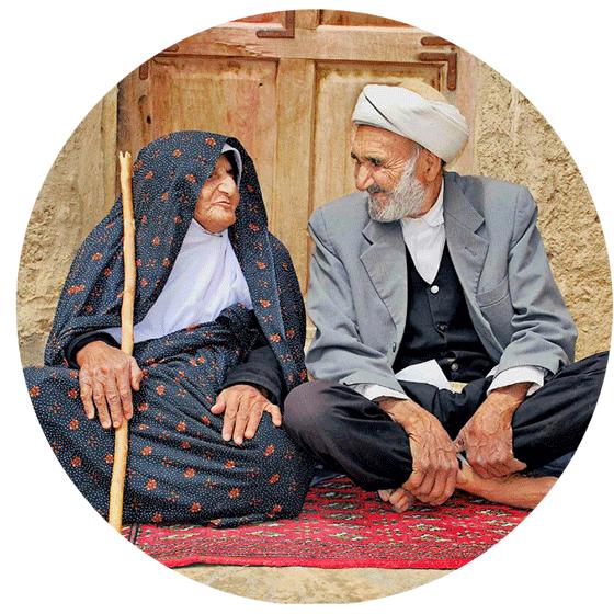 پرستاری از سالمندان عزیز