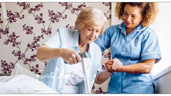 خدمات پرستاری حرفه ای آتیه سلامت