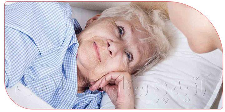مراقب و نگهداری سالمند شیفت شب