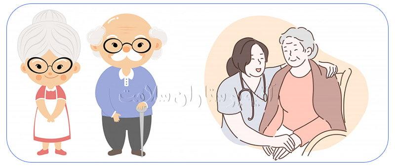 اعزام پرستار سالمند در تهران بالاشهر