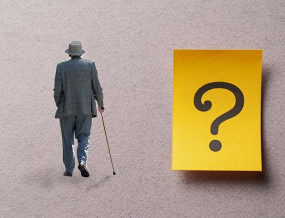 سوالاتی در مورد درخواست پرستار سالمند