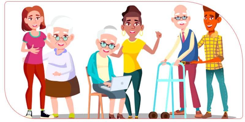 پرستار سالمند در تهران بالا شهر