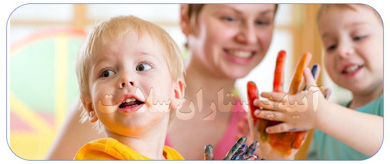 استخدام پرستار بچه در منزل تهران