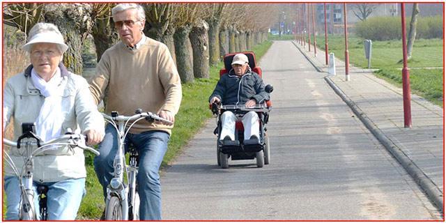 رفاه جسمی سالمندان
