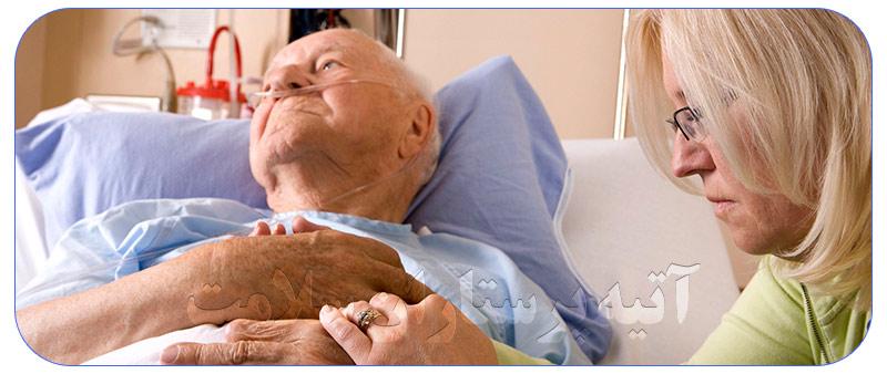نگهداری و مراقبت کردن از سالمندان در خانه