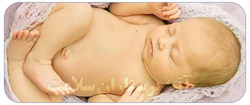مبانی تغذیه با شیر مادر
