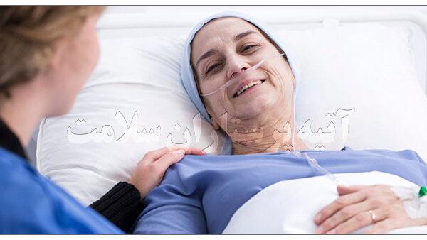 مراقبت پرستاری در منزل آتیه سلامت