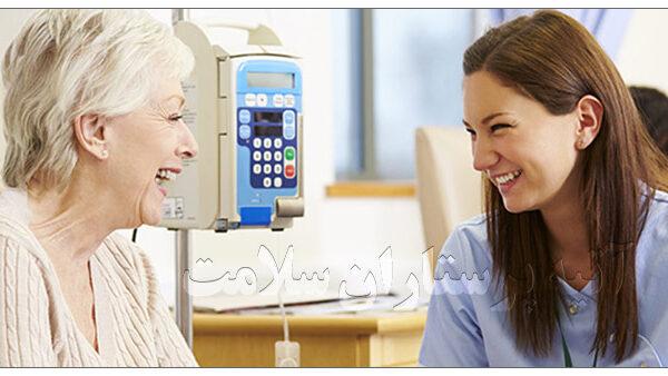نگهداری سالمند در منزل آتیه سلامت