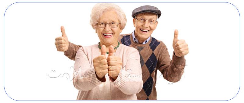 نگهداری از سالمندان در منزل تهران