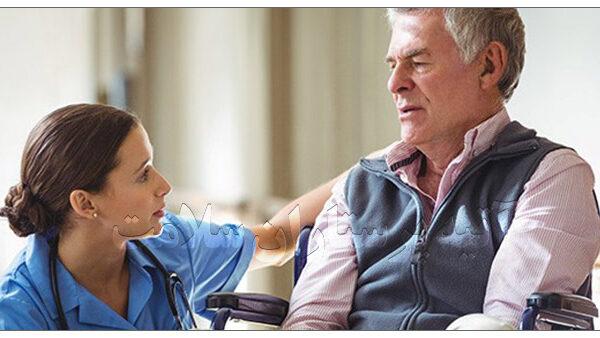پرستاری از بیمار آتیه سلامت