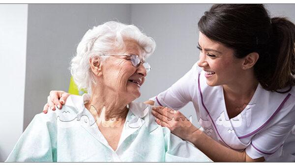 پرستار در منزل آتیه سلامت