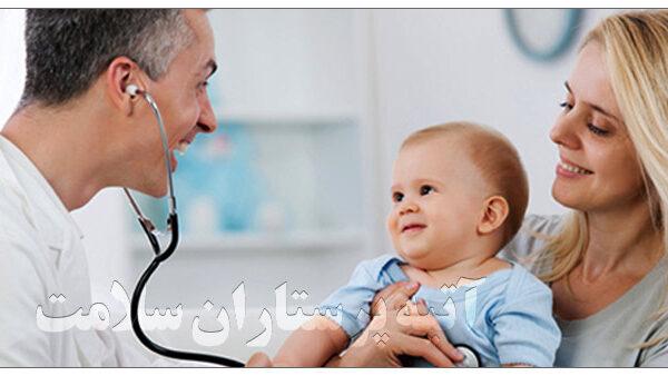 پرستار نوزاد بیمار آتیه سلامت
