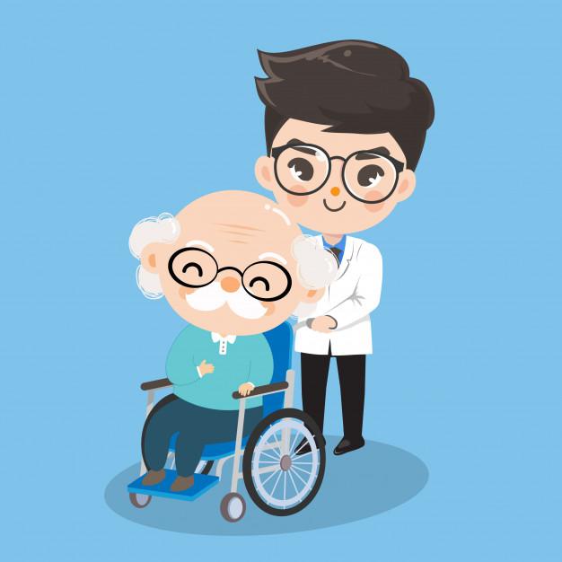 خدمات پرستاری سالمند در منزل