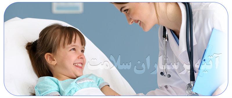 خدمات پرستاری کودک غرب تهران