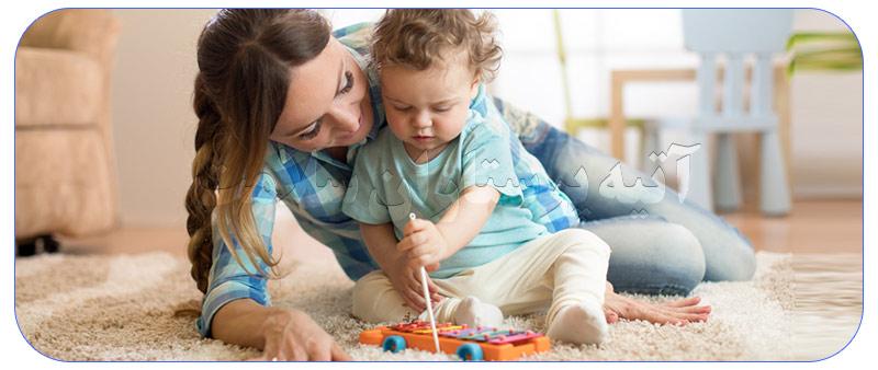 خدمات پرستار خصوصی در منزل برای کودکان
