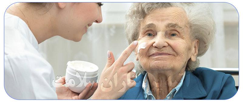 خدمات پرستار سالمند در غرب تهران