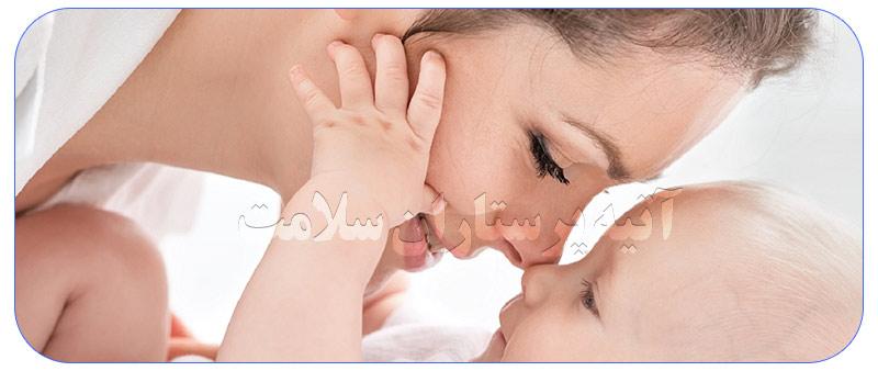مراقبت و نگهداری از نوزاد یک ماهه در منزل