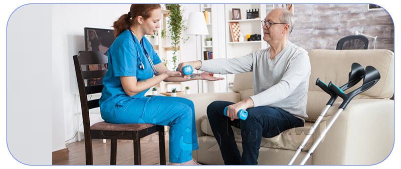 وظایف پرستار بیمار روزانه