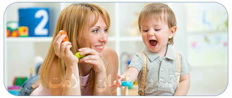 ویژگی های پرستار کودک امور منزل