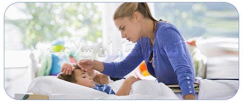 ویژگی ها و نگهداری از کودک و سالمند در منزل