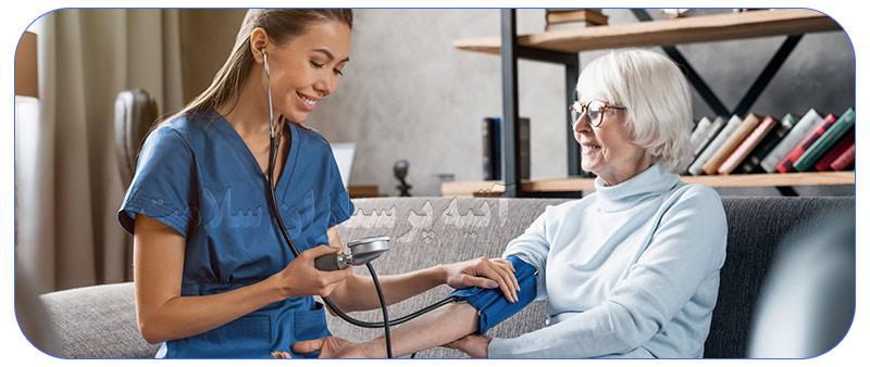 پرستاری سالمندان در شرایط سخت بیماری