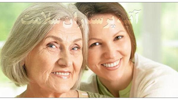 پرستار جهت نگهداری سالمند در منزل آتیه سلامت