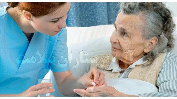 پرستار مراقب بیمار آتیه سلامت