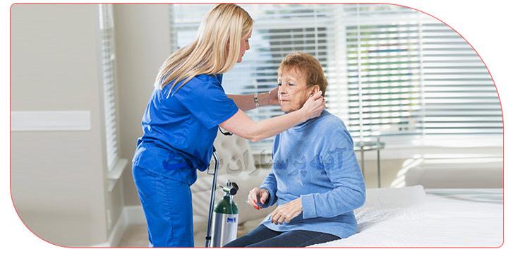 پرستار مراقب بیمار