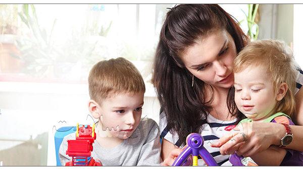 پرستار کودک امور منزل آتیه سلامت