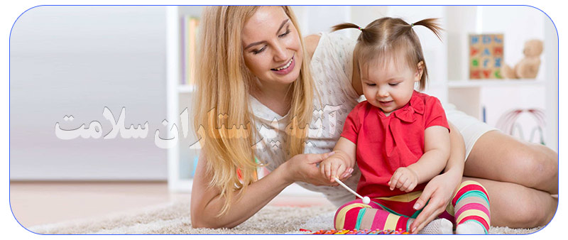 استفاده از پرستار برای مراقبت از کودک در منزل