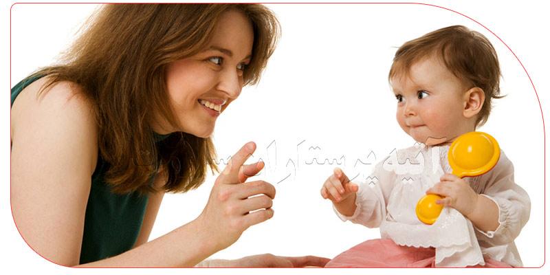 جرف زدن کودک