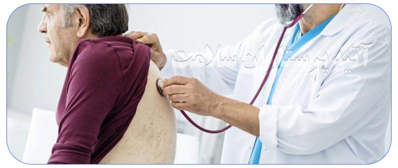 خدمات پرستار سالمند بیمار