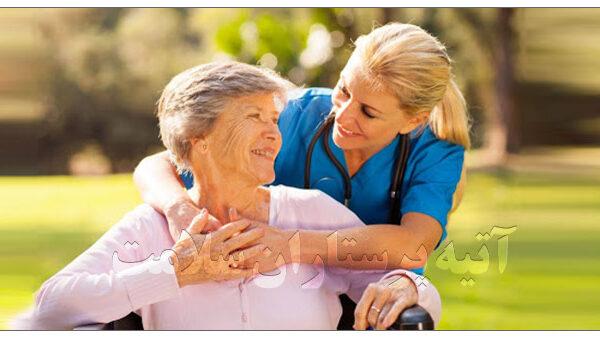 عوارض خانه نشینی در سالمندان آتیه سلامت