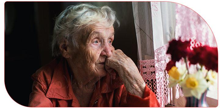 عوارض خانه نشینی در سالمندان