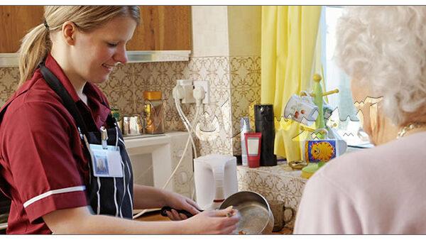 مراقبت و نگهداری از سالمند در منزل آتیه سلامت