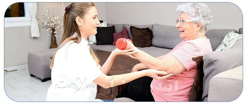 نقش ورزش بر سلامتی سالمند