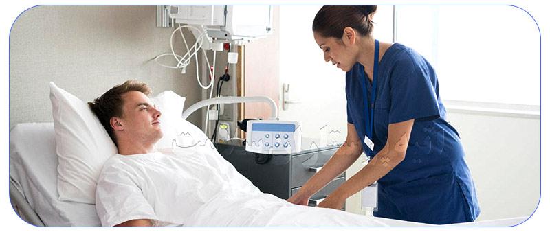 پرستار بیمار آتیه پرستاران سلامت