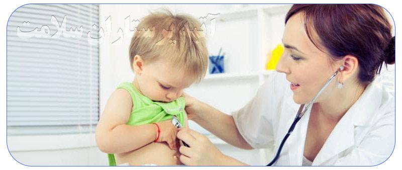 پرستار خصوصی بیمار برای کودکان