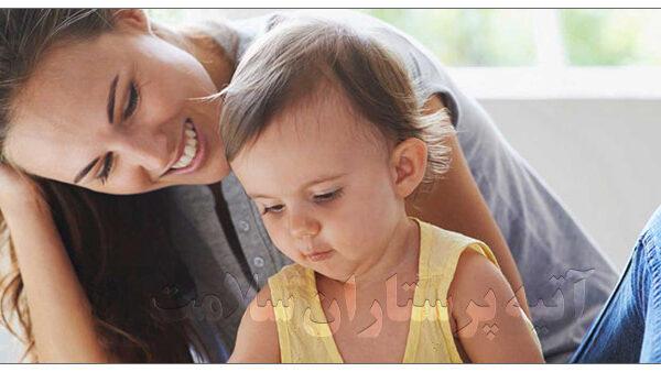 پرستار کودک در منزل شمال تهران آتیه سلامت