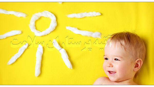 کمبود ویتامین دی در کودکان آتیه سلامت