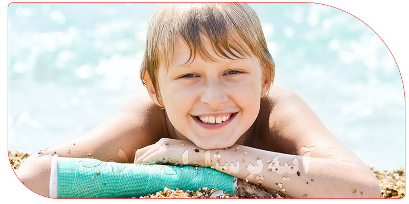 کمبود ویتامین دی در کودکان