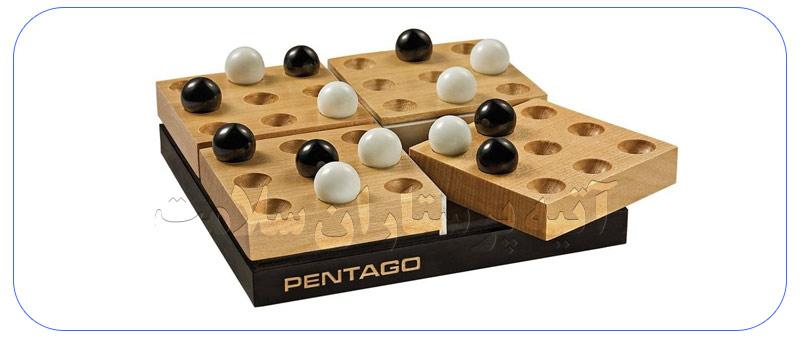 بازی فرکری پنتابال برای سالمندان