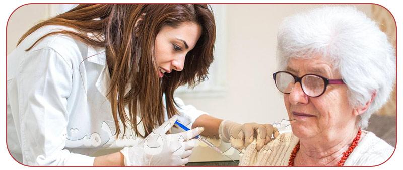 بیماریهای رایج در سالمندان