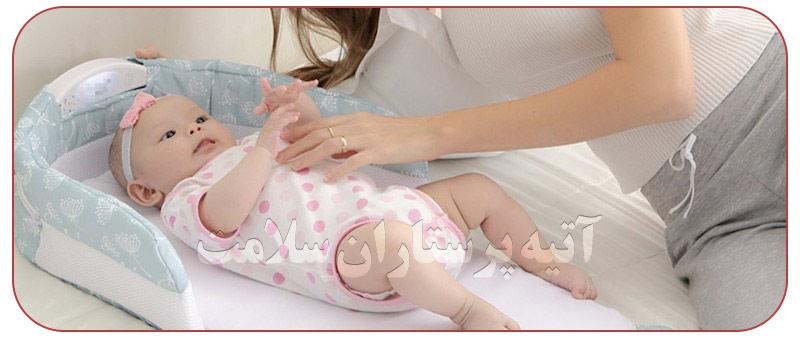 خدمات پرستار نوزاد در منزل