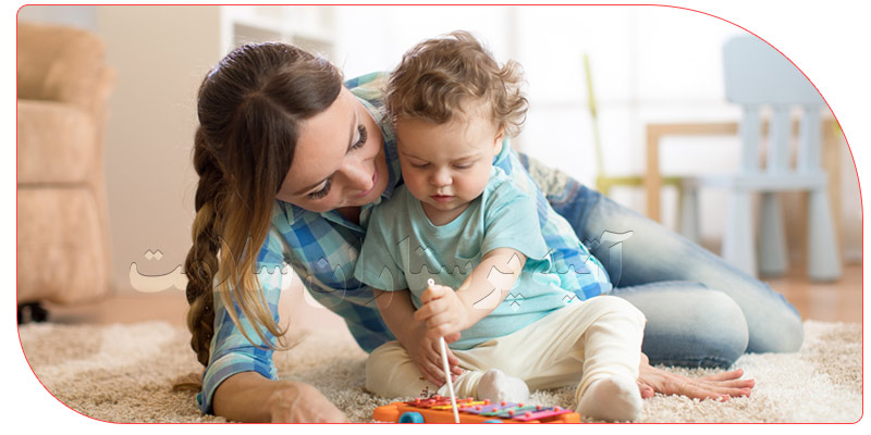 خدمات پرستاری کودک در خانه