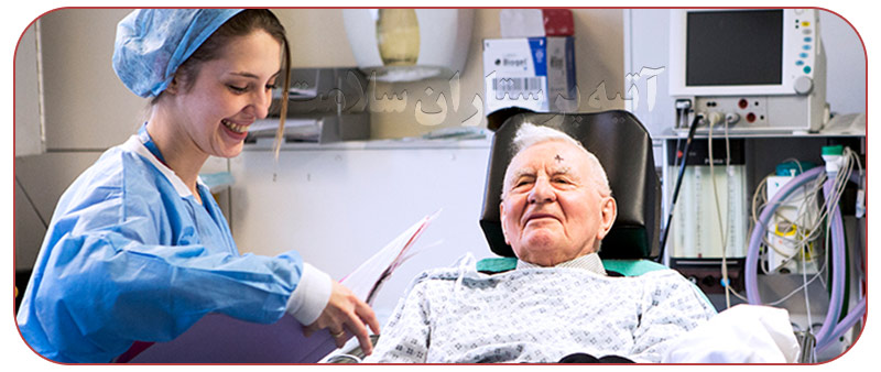 خصوصیات  پرستار بیمار در منزل تهران